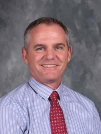 Assistant principal Tim Doyle