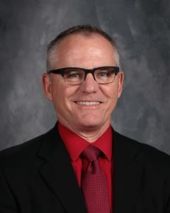 Assistant Principal, Tim Doyle